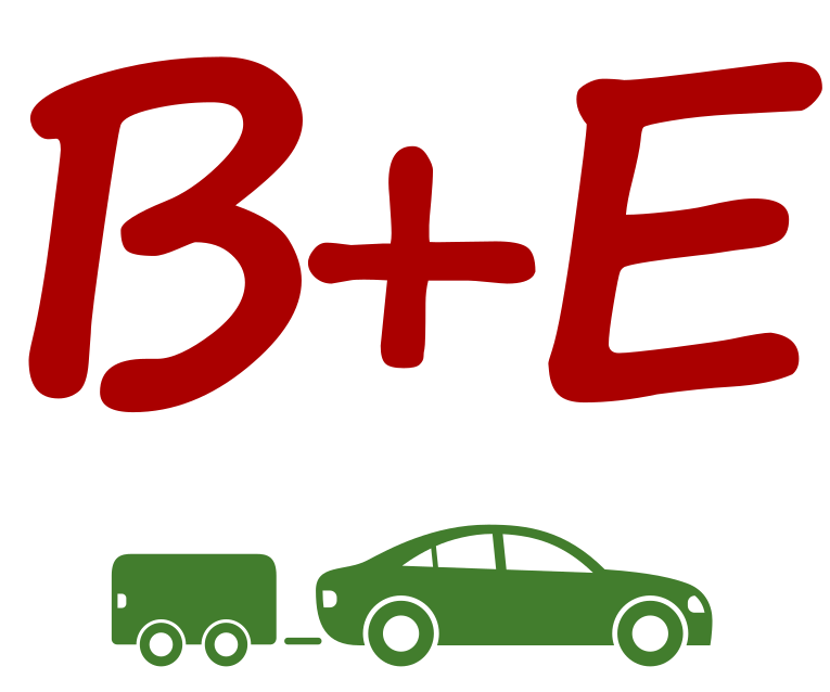 carnet de conducir B+E